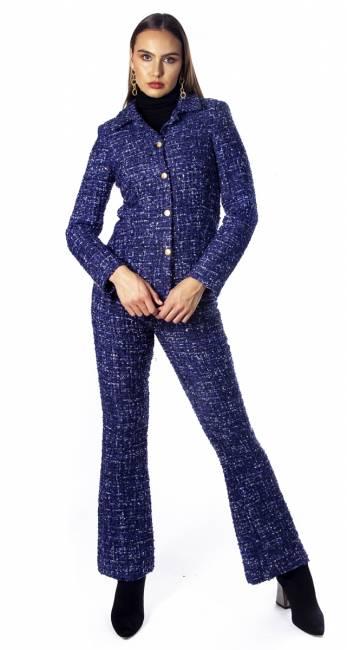 Crocus Tweed Jacke