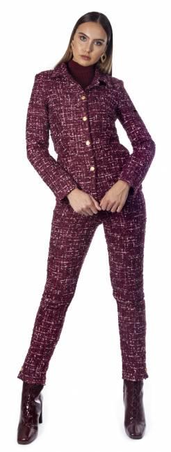 Amaryllis Tweed Jacke