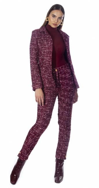 Amaryllis Tweed Hose