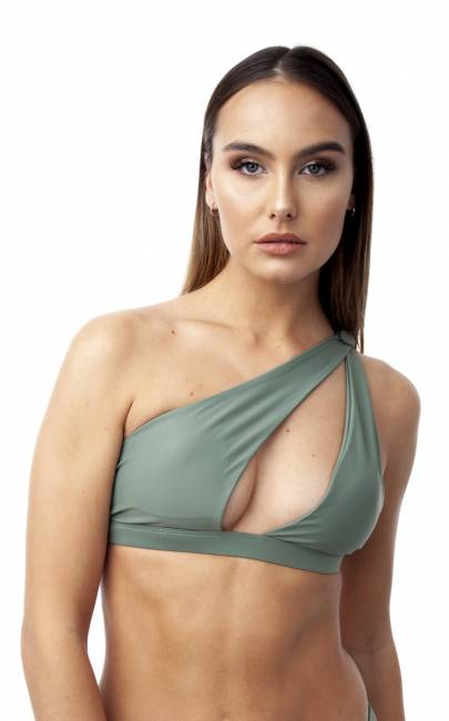 One-Shoulder-Bikini-Top TULUM